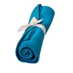 Kyte Baby Rectangle Swaddle Blanket in Lagoon